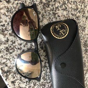 RAYBANS- worn twice